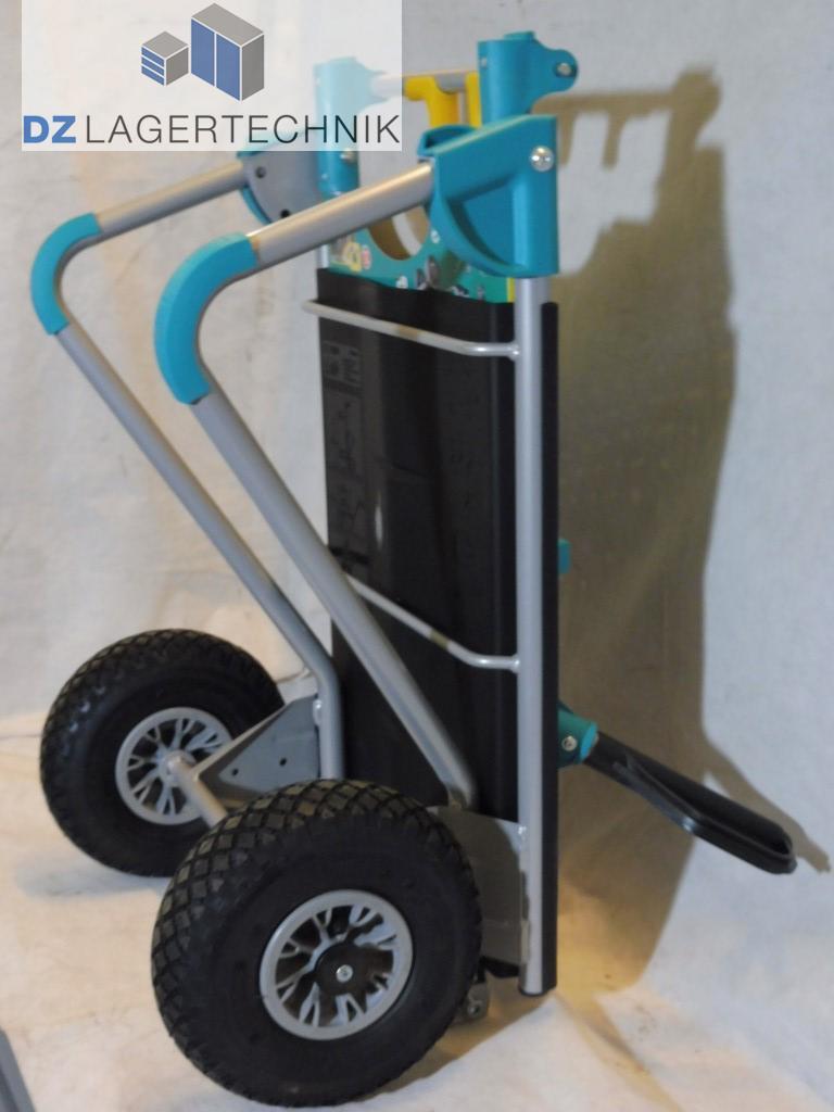 wolfcraft ts 1000 multifunktions transportkarre sackkarre schubkarre bis 150 kg ebay. Black Bedroom Furniture Sets. Home Design Ideas