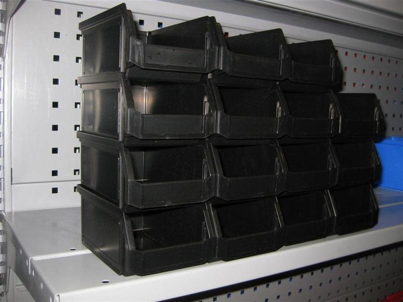 ssi sch fer stapelkisten box 170x105x75 anthr lf221zw kunststoffkisten lf 221 zw ebay. Black Bedroom Furniture Sets. Home Design Ideas